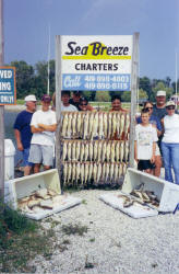 lake erie charters
